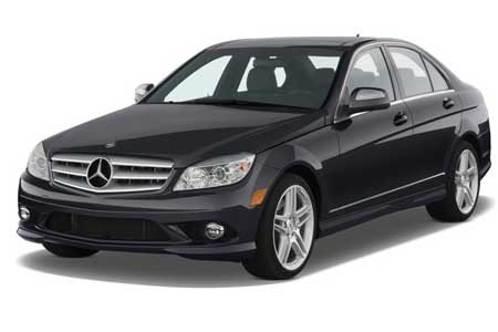 Mercedes c300 repair manual for years 2008 2009 and 2010 for Mercedes benz c service cost